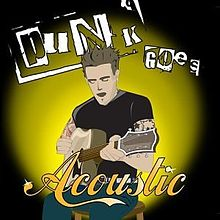 Обкладинка альбому «Punk Goes Acoustic» (Punk Goes..., 2003)