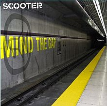 Обкладинка альбому «Mind The Gap» (Scooter, 2004)
