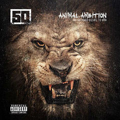 Обкладинка альбому «Animal Ambition» (50 Cent, 2014)