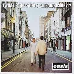 Обкладинка альбому « (What's the Story) Morning Glory? » (Oasis, 1995)