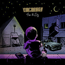 Обкладинка альбому «4eva N a Day» (Big K.R.I.T., 2012)