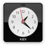 WorldClock widget.png