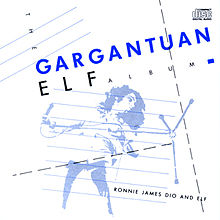 Обкладинка альбому «The Gargantuan Elf Album» (Elf, 1978)