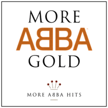 Обкладинка альбому «More ABBA Gold: More ABBA Hits» (ABBA, 1993)