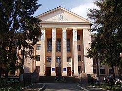 Морфологічний корпус Національного медичного університету імені О.О. Богомольця