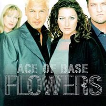 Обкладинка альбому «Flowers» (Ace of Base, 1998)