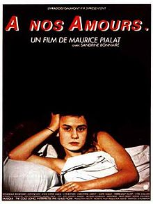 A nos amours poster.jpg