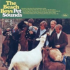 Обкладинка альбому «Pet Sounds» (The Beach Boys, 1966)