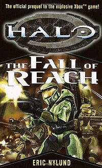 Halo The Fall of Reach book 2001.jpg