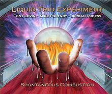 Обкладинка альбому «Spontaneous Combustion» (Liquid Trio Experiment, 2007)