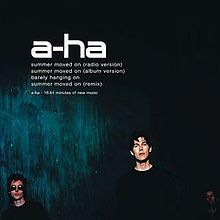 A-ha — Summer Moved On (studio acapella)