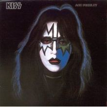 Обкладинка альбому «Ace Frehley» (Kiss, 1978)