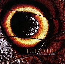 Обкладинка альбому «A Passage in Time» (Dead Can Dance, 1991)