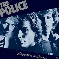 Обкладинка альбому «Regatta de Blanc» (The Police, 1979)