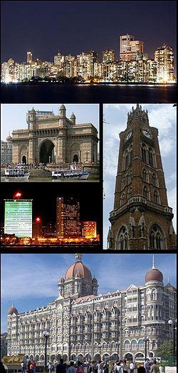 Мумбаї — Вікіпедія