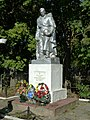 Kamin-Kashyrskyi Volynska-monument in honour soviet warriors.jpg