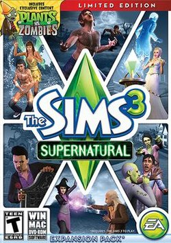 The Sims 3 - Supernatural.jpg