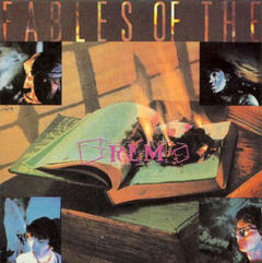 Обкладинка альбому «Fables of the Reconstruction» (R.E.M., 1985)