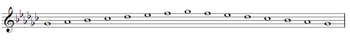 G-flat Major Scale.PNG