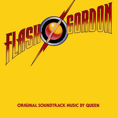 Обкладинка альбому «Flash Gordon» (Queen, 1980)