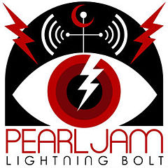 Обкладинка альбому «Lightning Bolt» (Pearl Jam, 2013)