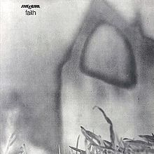 Обкладинка альбому «Faith» (The Cure, 1981)
