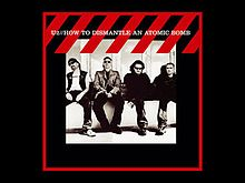 Обкладинка альбому «How to Dismantle an Atomic Bomb» (U2, 2004)