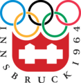 1964 Winter Olympics logo.png