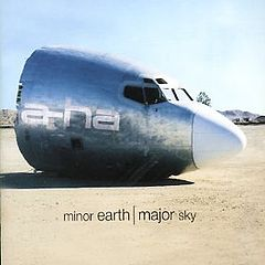 Обкладинка альбому «Minor Earth Major Sky» (a-ha, 2000)