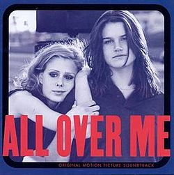 All Over Me soundtrack cover.jpg