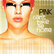 Обкладинка альбому «Can't Take Me Home» (Pink, 2000)