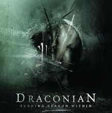 Обкладинка альбому «Turning Season Within» (Draconian, 2008)