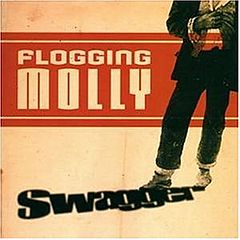 Обкладинка альбому «Swagger» (Flogging Molly, 2000)