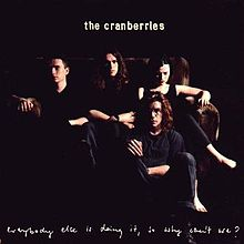 Обкладинка альбому «Everybody Else Is Doing It, So Why Can't We?» (The Cranberries, 1993)