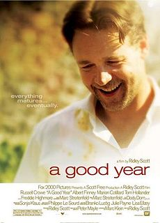 A good year (2006) poster.jpg