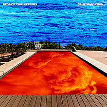 Обкладинка альбому «Californication» (Red Hot Chili Peppers, 1999)