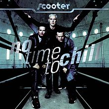 Обкладинка альбому «No Time To Chill» (Scooter, 1998)
