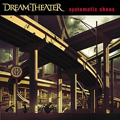 Обкладинка альбому «Systematic Chaos» (Dream Theater, 2007)