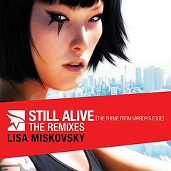 Обкладинка альбому «Still Alive: The Remixes» (Лізи Місковскі, 2008)