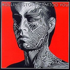 Обкладинка альбому «Tattoo You» (The Rolling Stones, 1981)