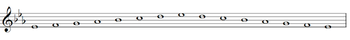 E-flat Major Scale.PNG