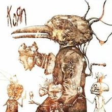 Обкладинка альбому «Untitled» (Korn, 2007)