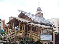 Миколая на подолі сучасна дерев яна