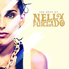 Обкладинка альбому «The Best of Nelly Furtado» (Неллі Фуртаду, 2010)