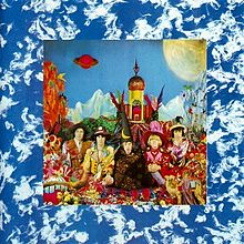 Обкладинка альбому «Their Satanic Majesties Request» (The Rolling Stones, 1967)