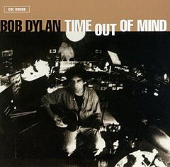 Обкладинка альбому «Time Out of Mind» (Боб Ділан, 1997)