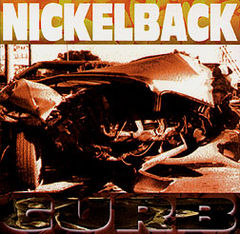Обкладинка альбому «Curb» (Nickelback, 1996)