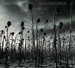 Обкладинка альбому «Anastasis» (Dead Can Dance, 2012)