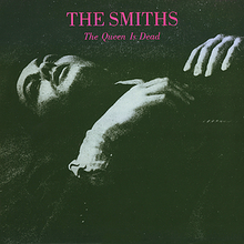 Обкладинка альбому «The Queen Is Dead» (The Smiths, 1986)