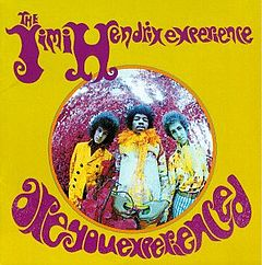 Обкладинка альбому «Are You Experienced» (The Jimi Hendrix Experience, 1967)
